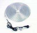 EUROLITE RL1 Tub flexibil luminos, 230V, transparent, 9m