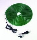 EUROLITE RL1 Tub flexibil luminos, 230V, verde, 5m