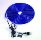 EUROLITE RL1 Tub flexibil luminos, 230V, albastru, 9m