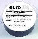 EUROLITE Aruncător de confetti, 2 buc