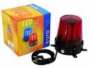 EUROLITE LED police light 108 LEDs red