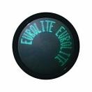 EUROLITE Disc publicitar cu LED cu mesaj în mișcare, albastru