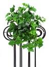 EUROPALMS Tufă de iederă, verde, 50cm