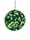 EUROPALMS  Sferă cu 200 LED-uri alb rece,  d=40cm