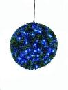 EUROPALMS Sferă cu 200 LED-uri albastre, d=40cm