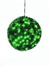 EUROPALMS Sferă cu 200 LED-uri verzi, d=40cm