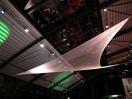 EUROPALMS Panză decorativă triunghiulară 3m x 6m x 7m